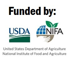 Funded by USDA - NIFA